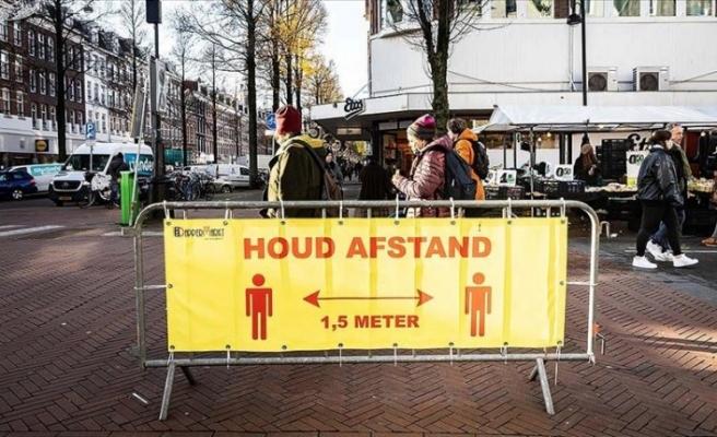 Hollanda, Belçika ve Almanya'dan ortak 'evde kalın' çağrısı