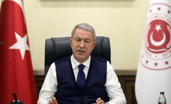 Hulusi Akar: ABD ile asıl sorun S400 değil PKK'dır