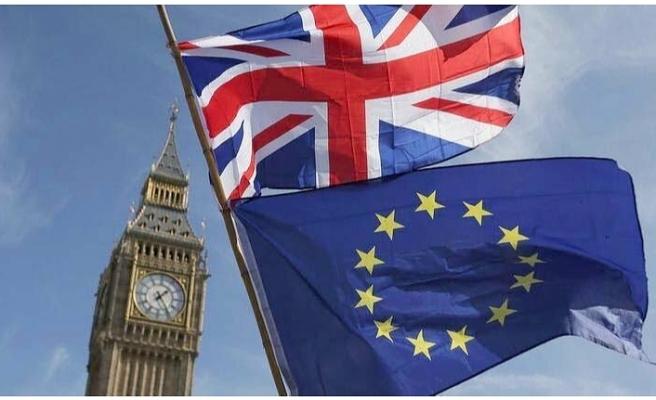 İngiltere Çevre Bakanı Eustice'den AB'ye tepki