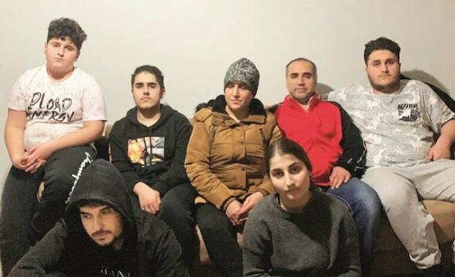 Türk aileye Hitler Nazizmini aratmayan muamele