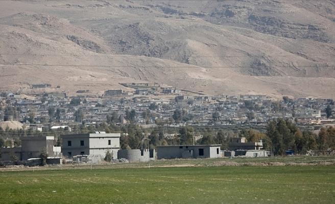 Irak İçişleri Bakanı Ganimi Sincar'a gitti, son durumu inceledi