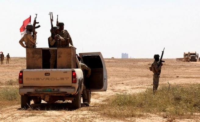 Irak'ta DAEŞ operasyonu