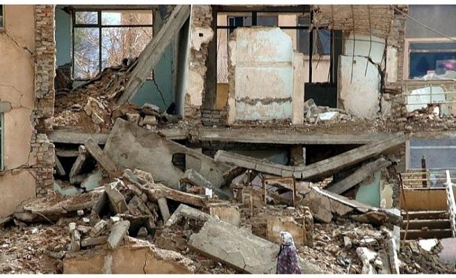 İran'da 4 şiddetinde deprem
