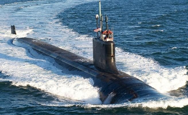 ABD'nin nükleer denizaltısı İran'a yaklaşıyor