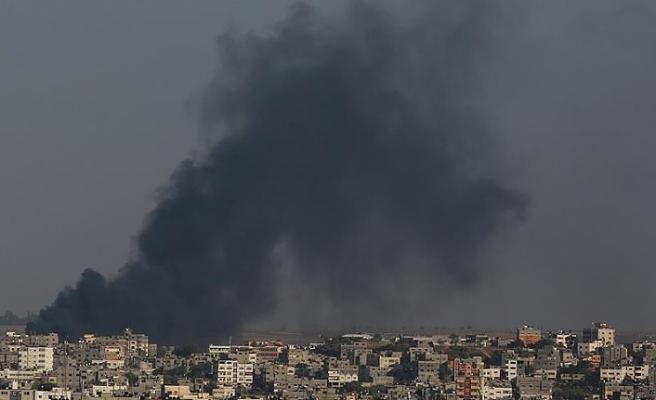 İsrail çocuk hastanesini vurdu, büyük hasar oluştu