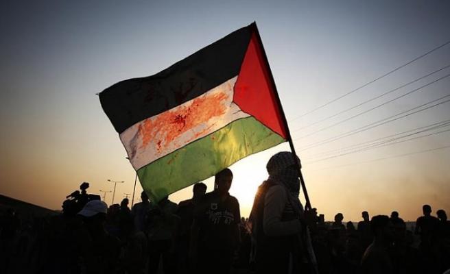 İsrail askerleri 32 Filistinli'yi yaraladı