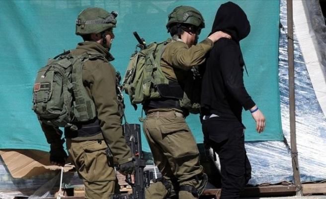 İsrail Filistinliler'in tarlalarını tahrip etti
