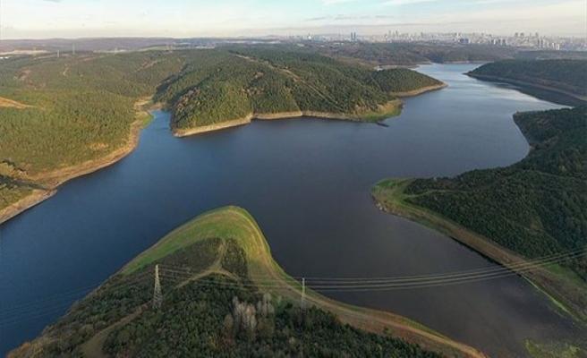 İstanbul barajları son 10 yılın en düşüğünde