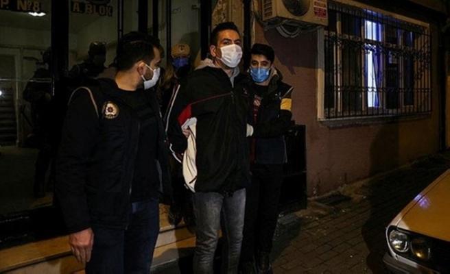 İstanbul'da terör örgütleri El Kaide ve DEAŞ'a operasyon düzenlendi