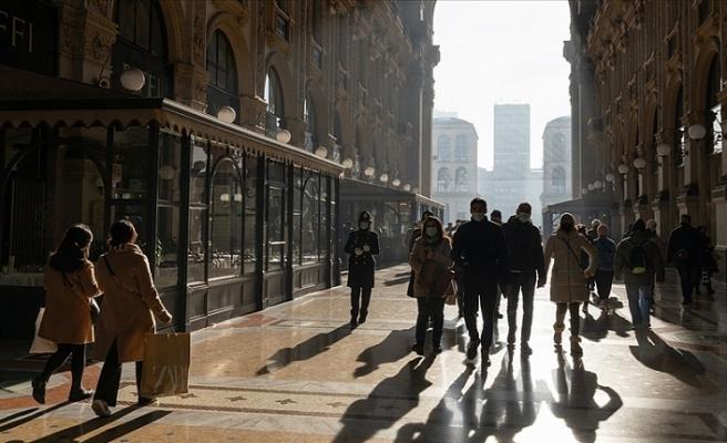 İtalya'da Kovid-19 salgınında son durum: Son 24 saatte 683 kişi daha öldü