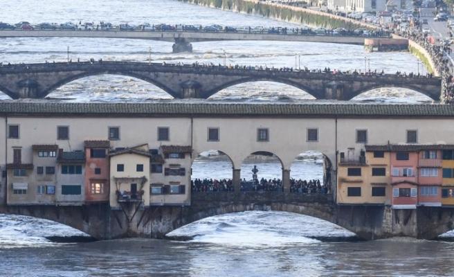 İtalya'da hava koşulları kötüye gidiyor: 1 ölü