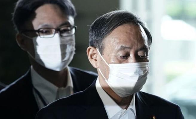 Japonya Başbakanı Suga'dan 'kriz dönemi' uyarısı