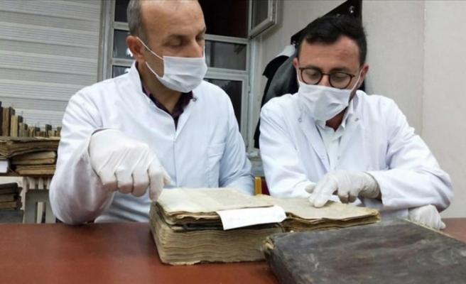 Kadı Beyzavi'ye ait 750 yıllık tefsir nüshası tespit edildi