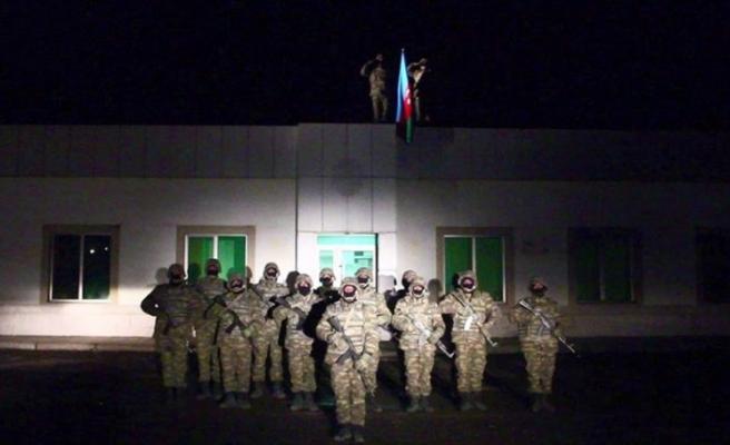 Azerbaycan savaş durumunu kaldırıyor