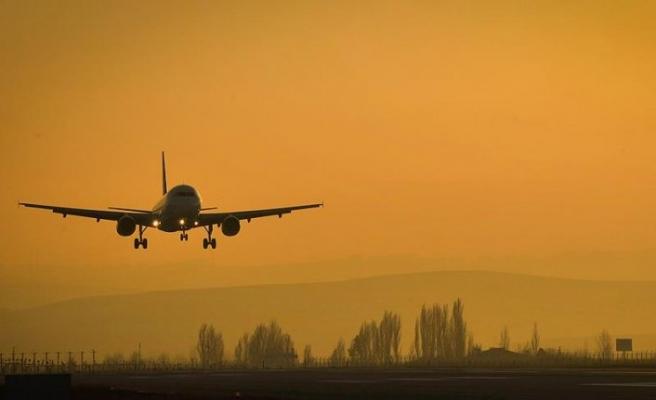 Kasımda 6,1 milyon kişi uçtu