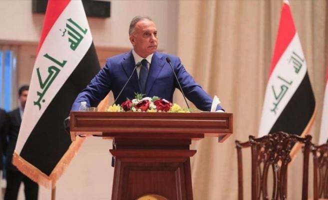Irak Başbakanı Kazımi: Recep Tayyip Erdoğan, benim yakın dostumdur