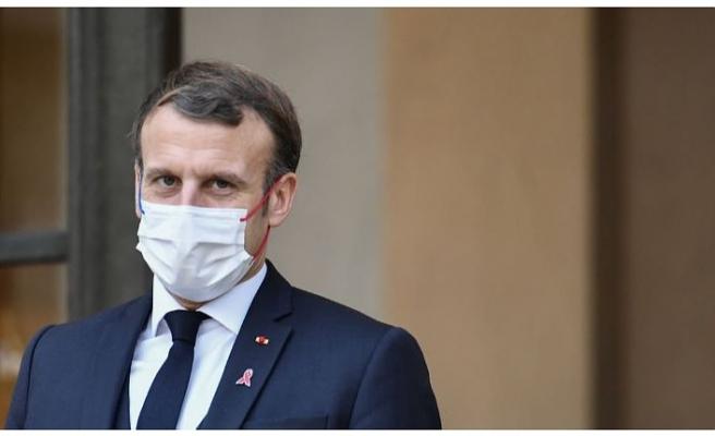 Koronavirüse yakalanan Macron, sağlık durumunu açıkladı