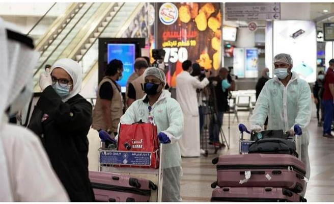 Kuveyt sınırlarını 10 günlüğüne kapattı