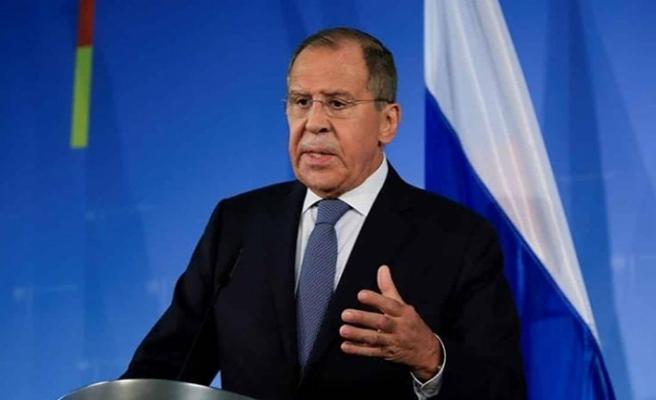 Lavrov, ABD'nin Türkiye'ye yaptırım kararına sert çıktı