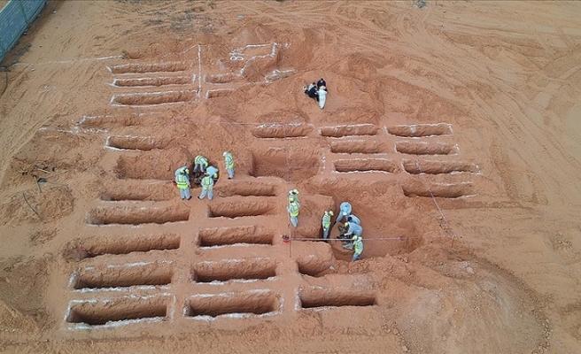 Libya'daki toplu mezarlar Uluslararası Ceza Mahkemesi tarafından araştırılacak