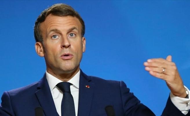 Fransa Cumhurbaşkanı Macron polis şiddetini itiraf etti