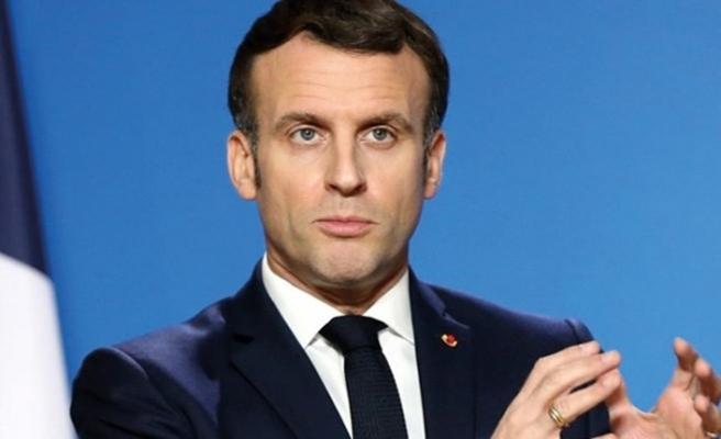 Macron, koronavirüse AB Liderler Zirvesi'nde yakalanmış olabilir