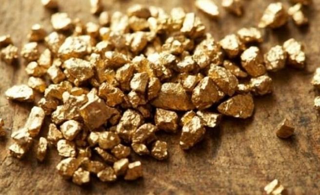 Maden sahasında 3,5 milyon onsluk altın tespit edildi