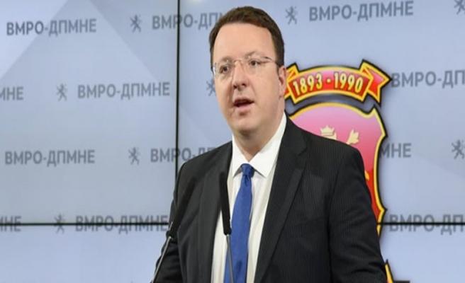 Makedonya'da muhalefetten hükümeti düşürme hamlesi