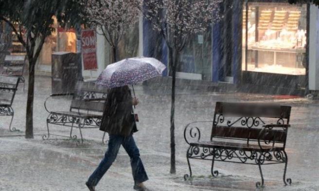 Meteoroli'den  sağanak ve kar uyarısı