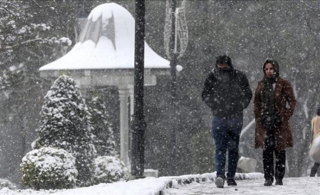 Meteorolojiden Kars ve Iğdır için kar uyarısı