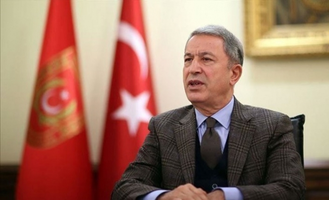 Milli Savunma Bakanı Akar: Herkes aklını başına toplasın