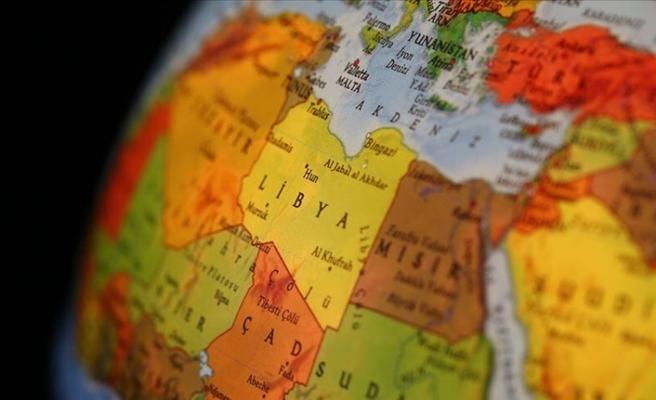 Mısırlı üst düzey bir heyetten Libya'ya ziyaret