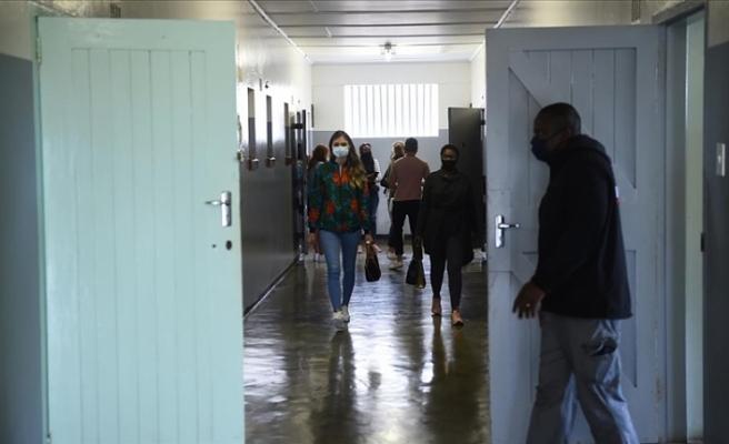 Mutasyondan sonra Güney Afrika'da pozitif test oranı yüzde 26'ya ulaştı