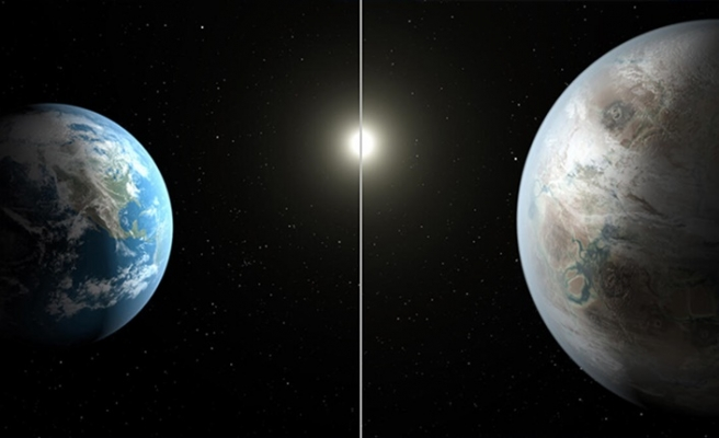 NASA'nın baş bilim insanı: Uzaylılar sayesinde başka gezegenlerde yaşayabiliriz