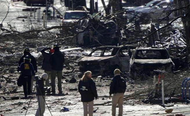 ABD'nin Nashville kentindeki patlama intihar saldırısı