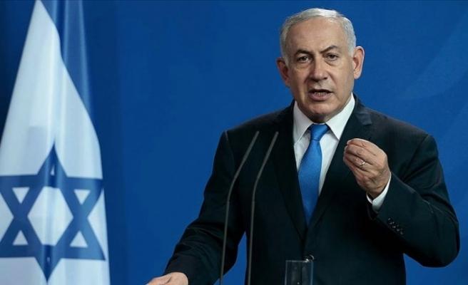 Netanyahu'nun rakibi Saar parti kurdu