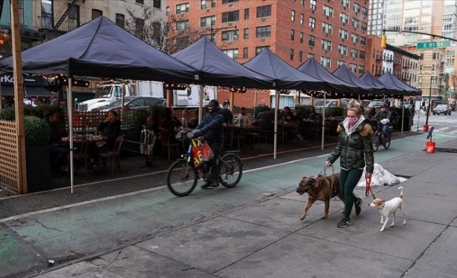 New York'ta restoranlar birer birer kapanıyor