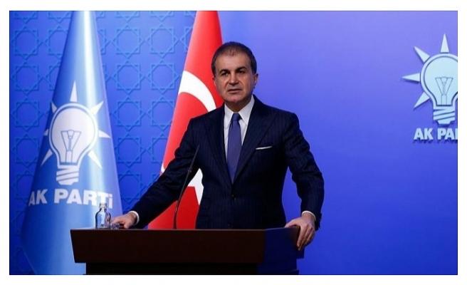 AK Parti Sözcüsü: Ömer Çelik: Cumhurbaşkanımız ve Türkiye ile ilgili takıntıdan Fransız diplomasisinin kurtulması gerekiyor