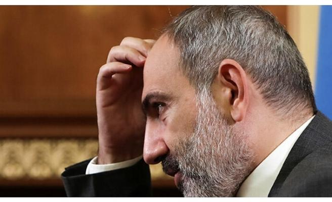 Ermenistan Başbakanı Paşinyan'ın istifası için gösteriler sürüyor