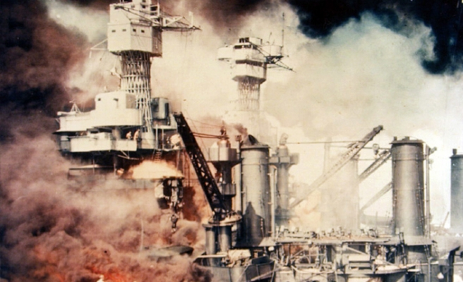 Pearl Harbor saldırısı ve ABD'nin korkunç intikamı