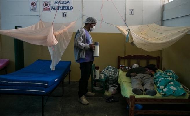 Peru'da Kovid-19 vaka sayısı bir milyonu geçti