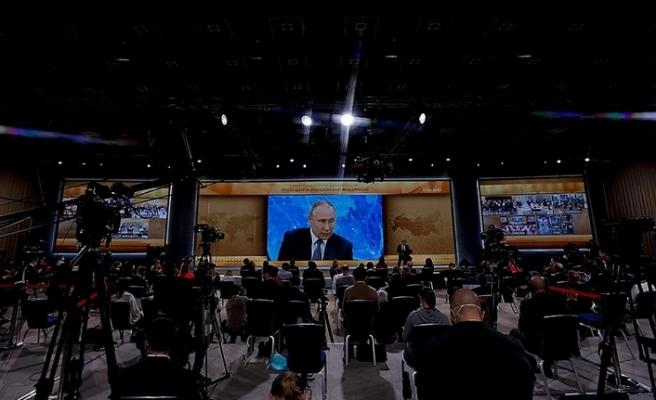 Rusya Devlet Başkanı Putin: Erdoğan özü sözü bir adamdır