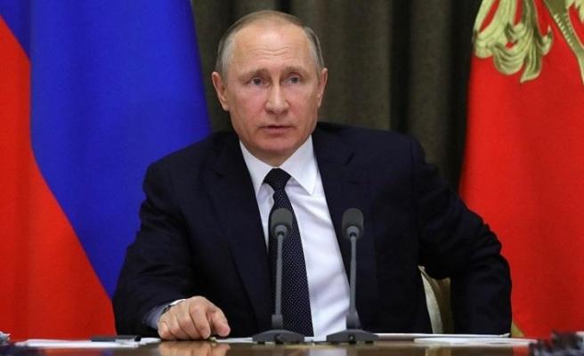 Putin Biden'a mesaj gönderdi