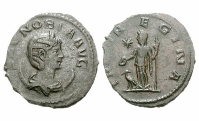 Roma'ya kafa tutan kraliçe: Zenobia