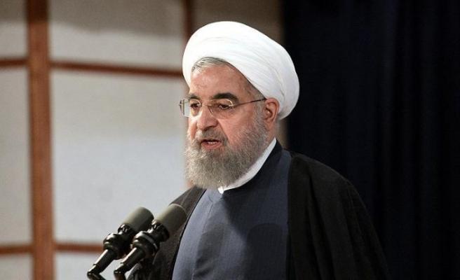 Ruhani: ABD geri adam atacak