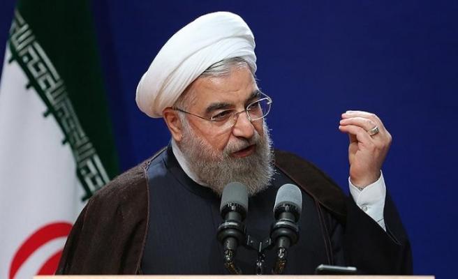 Ruhani'den muhalefete tepki: Bırakın da işimizi yapalım