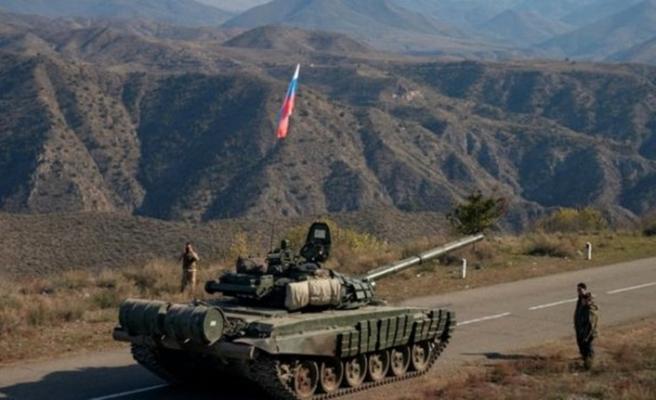 Rusya Dağlık Karabağ'da iki köye yerleştiğini duyurdu