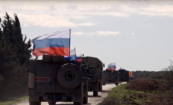 Rusya, Ayn İsa'nın güneyinde üs kurdu