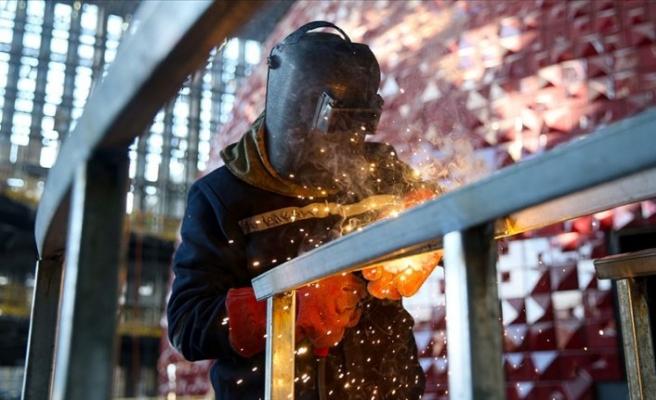 Türkiye'nin sanayi üretim endeksinde artış var