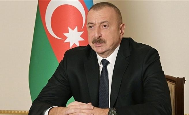 İlham Aliyev: Sarkisyan ve Koçaryan'ın ordusunu yendik
